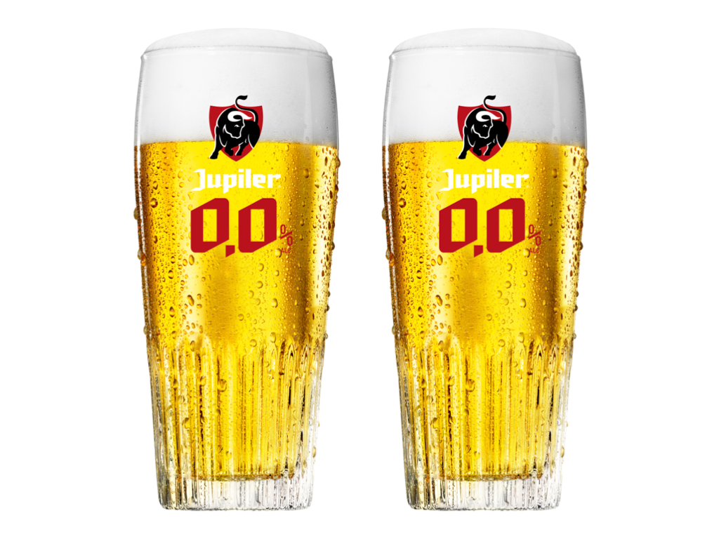 2x Jupiler 0,0% - 25cl - CAFÉ COURAGE - Support your bar