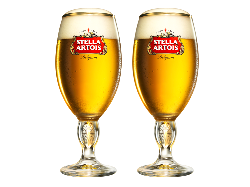 2x Stella - 25cl - CAFÉ COURAGE - Support your bar