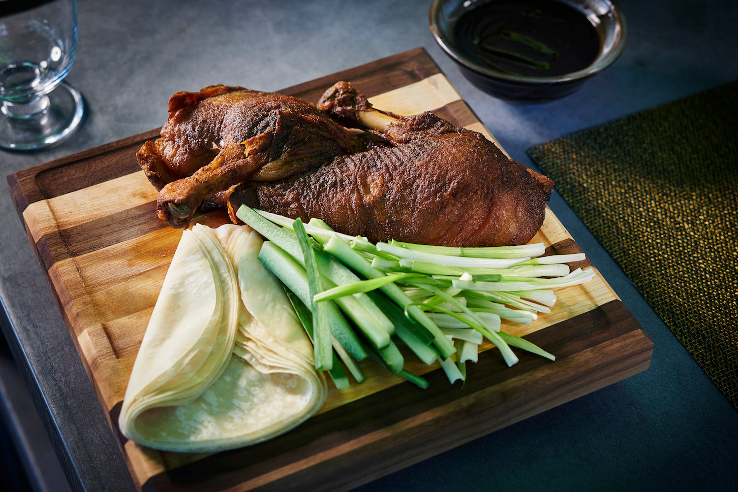 Roasted Peking Duck (New Years Eve)