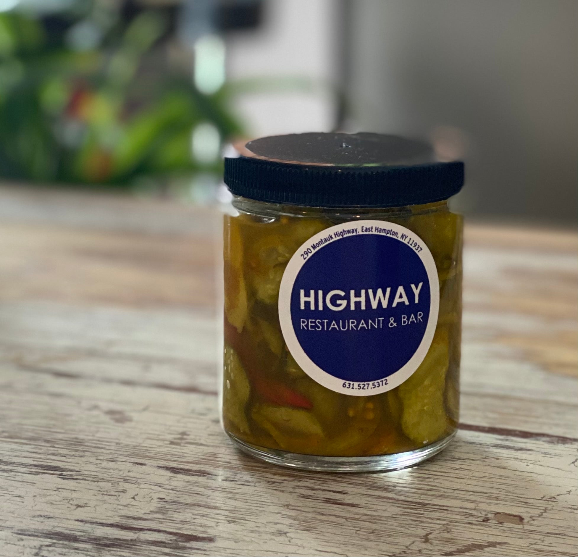 Highway Curried Pickles