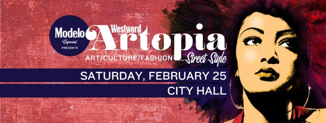 Denver Westword Whiteout at Artopia