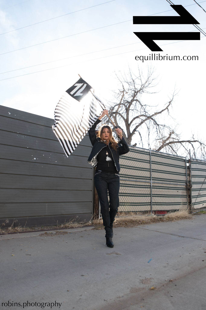 Equillibrium flies its sustainable flag high!