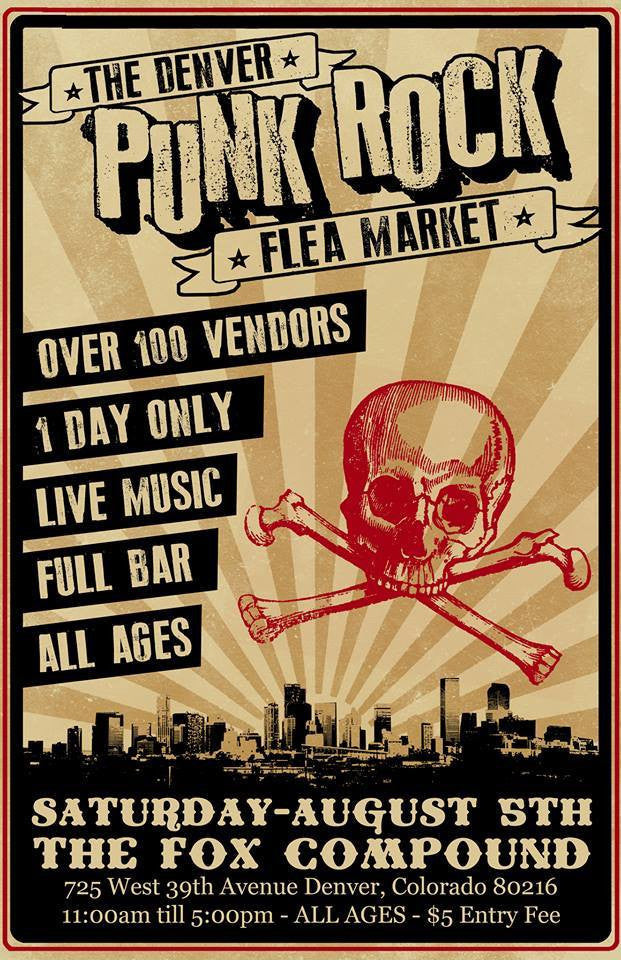 Denver Punk Rock Flea Market