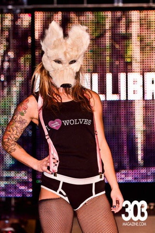Equillibrium Wolf at Denver Fashion Weekend