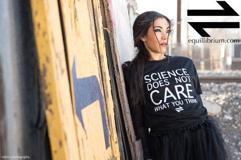 Equillibrum Sustainable Street Brand supports science