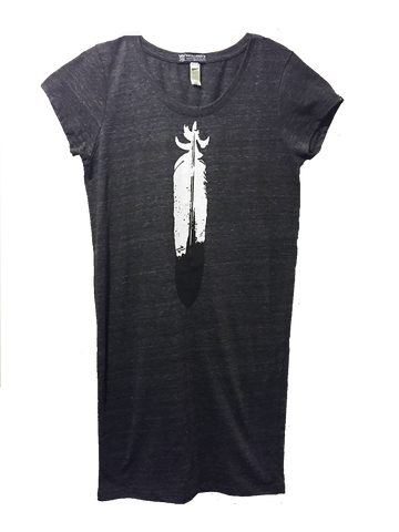 Equillibrium Dress: Eagle Feather