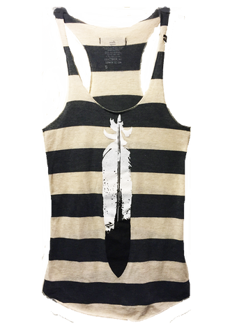 Equillibrium Eagle Feather Tank