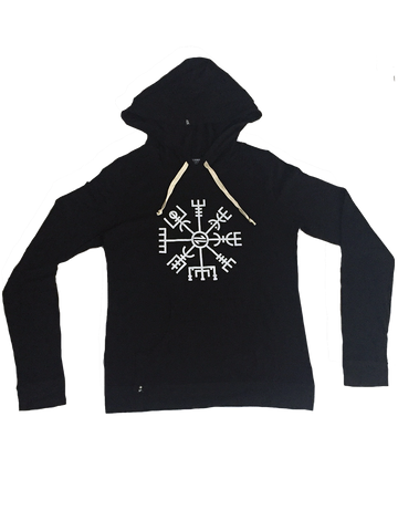 Equillibrium Norse Compass Eco Pullover Hoody (Women)
