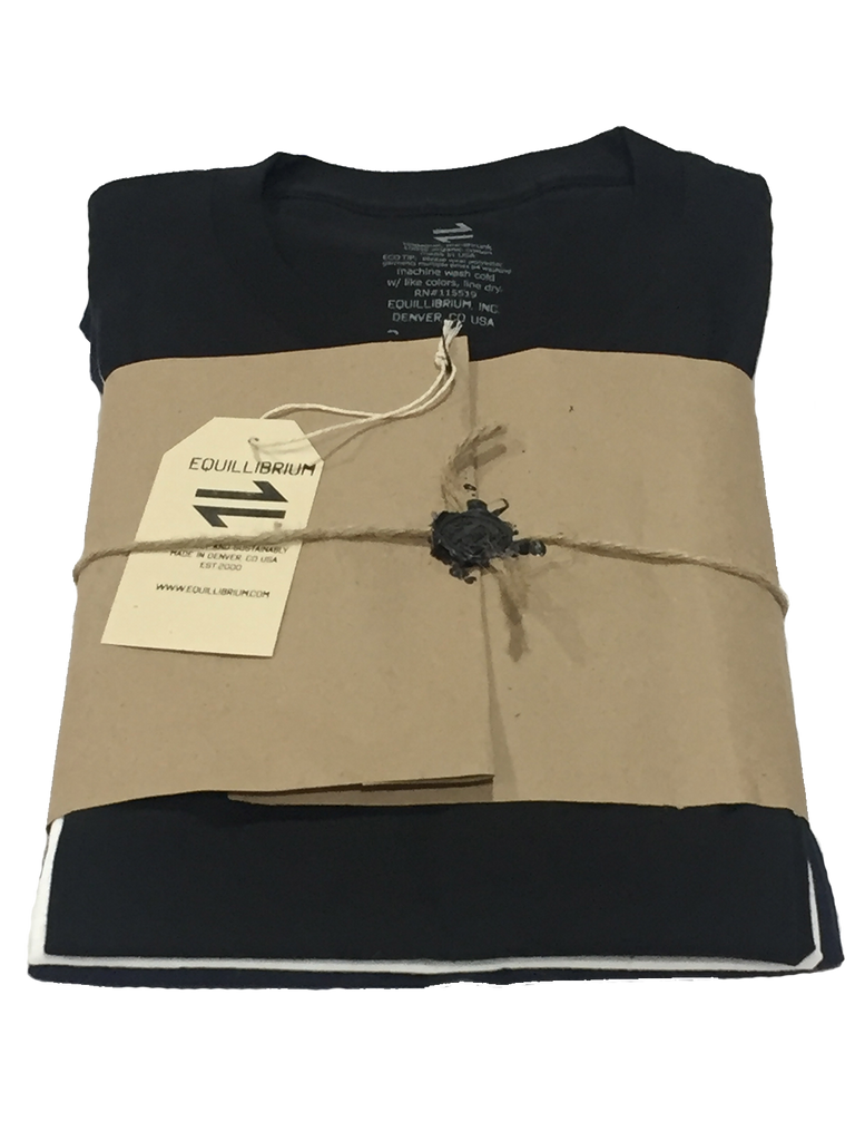 Equillibrium Organic Cotton T-shirt 3 Pack (Unisex)