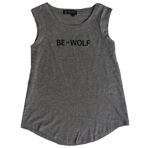 Equillibrium Be Wolf Tank Top (Women)