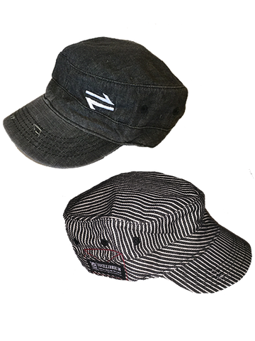 Equillibrium Accessories: Military Cap (Unisex)