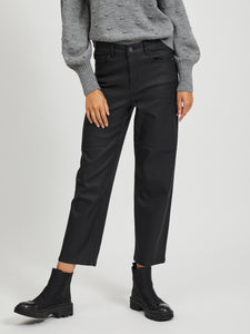 OBJMOJI BELLE COATED JEANS 111 Housut