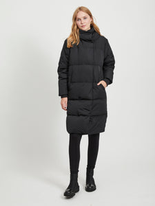 OBJLOUISE LONG DOWN JACKET NOOS Untuvatakki