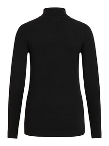 OBJTHESS L/S ROLLNECK KNIT PULLOVER NOOS Pooloneule