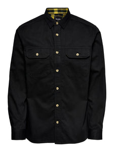 ONSEBO LS MIX TWILL SHIRT Paita