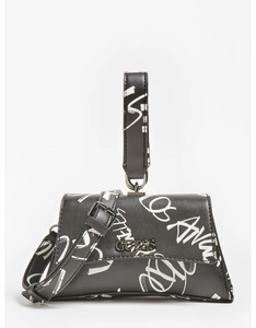 GUESS DEVIN CROSSBODY WRISTLET MINI Laukku