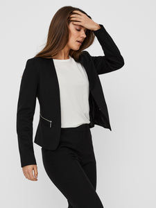 VMBELLA LS ZIP BLAZER COLOR Jakku