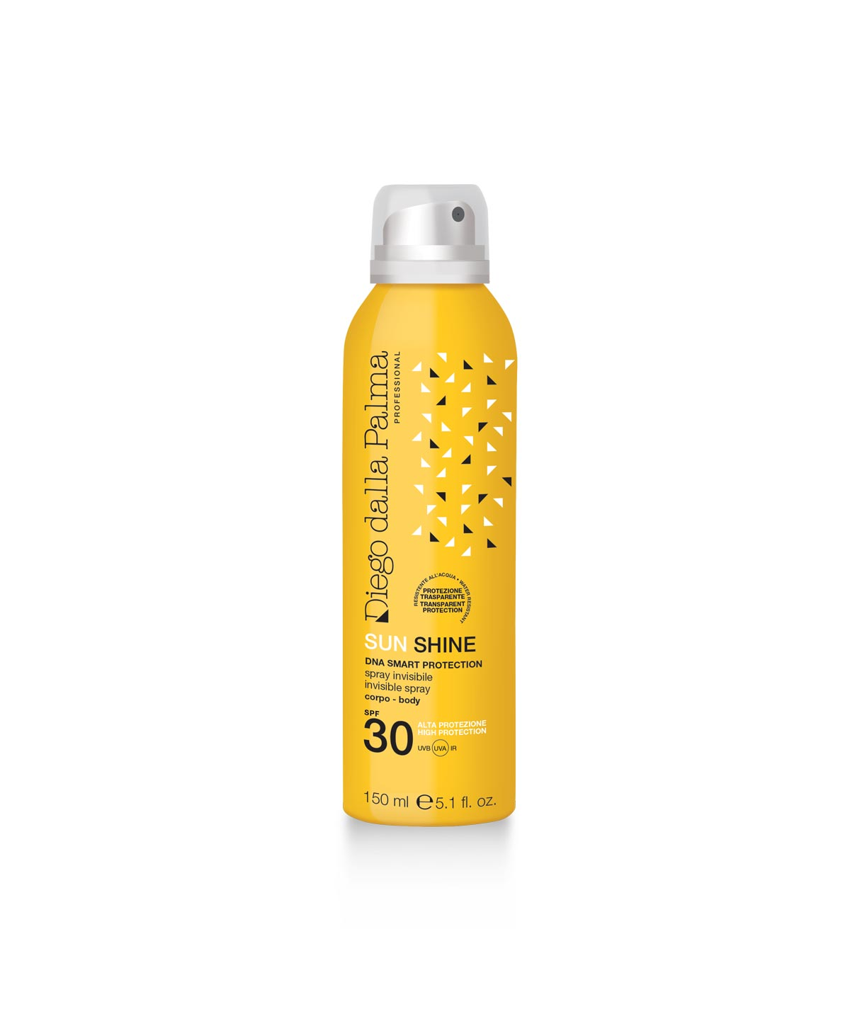 SUN INVISIBLE SPRAY transparent protection SPF 30
