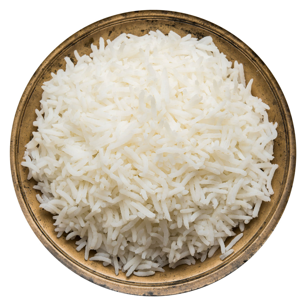 Raw Basmati Rice (500g)