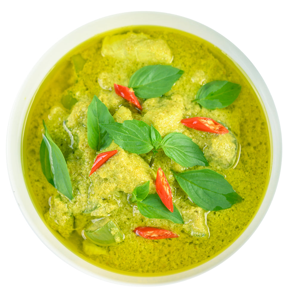 Thai Green Chicken Curry (600g Serves 2)