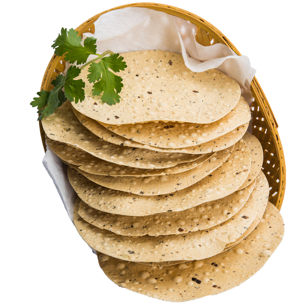 Papadum (110g Box)