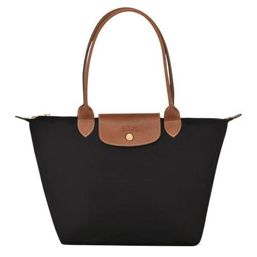 Longchamp Pliage Top Handle S Black L2605089001