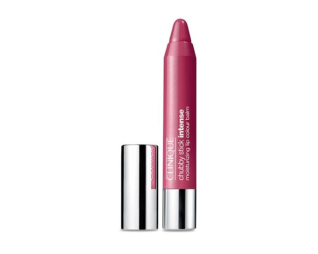 Clinique Chubby Stick Intense Colour Balm - Roomiest Rose
