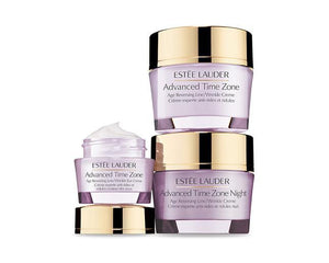 Estee Lauder Advanced Time Zone 3 To Go Travel Set