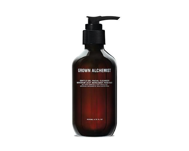Grown Alchemist Gel Face Cleanser Geranium Leaf, Bergamot, Rosebud