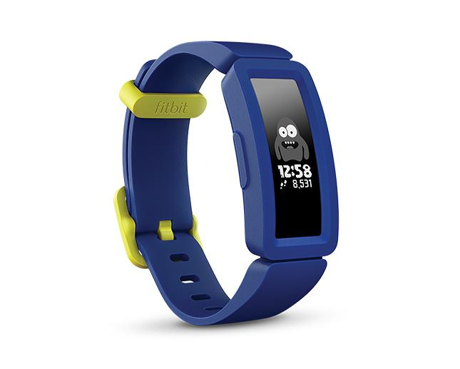 Fitbit Ace 2 Kids Activity Tracker (Night sky/Neon Yellow)