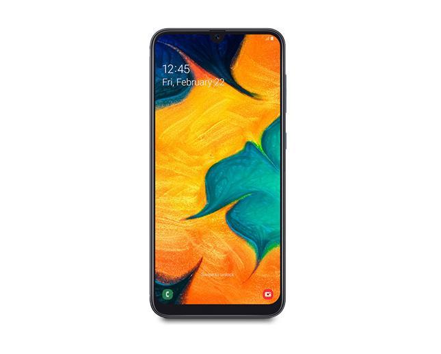 Samsung Galaxy A30 32GB Black