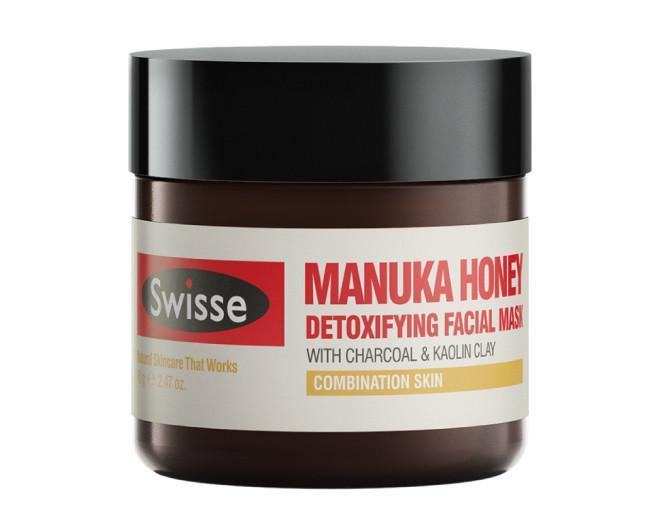 Swisse Manuka Honey Detox Face Mask 70g
