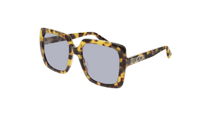 Gucci - GG0418S - Shiny Spotted Havana
