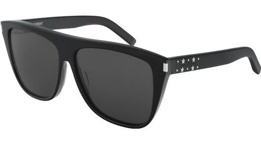 Saint Laurent Sl 1-023 59 Sunglass Unisex Acetate
