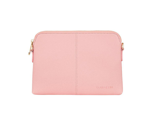 Elms+King Bowery Wallet - Carnation Pink