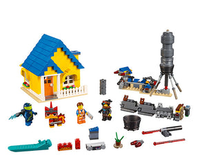 70831 Emmet's Dream House Rescue Rocket!