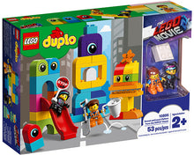 Load image into Gallery viewer, 10895 Emmet and Lucy s Visitors from the DUPLO