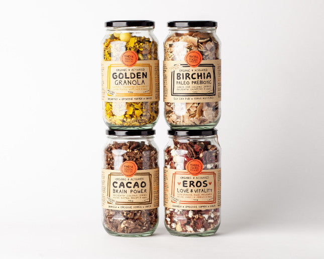 Artisan Granola Pack by Mindful Foods