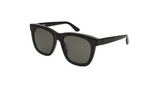 Saint Laurent M24/K-001 Black-Black-Grey