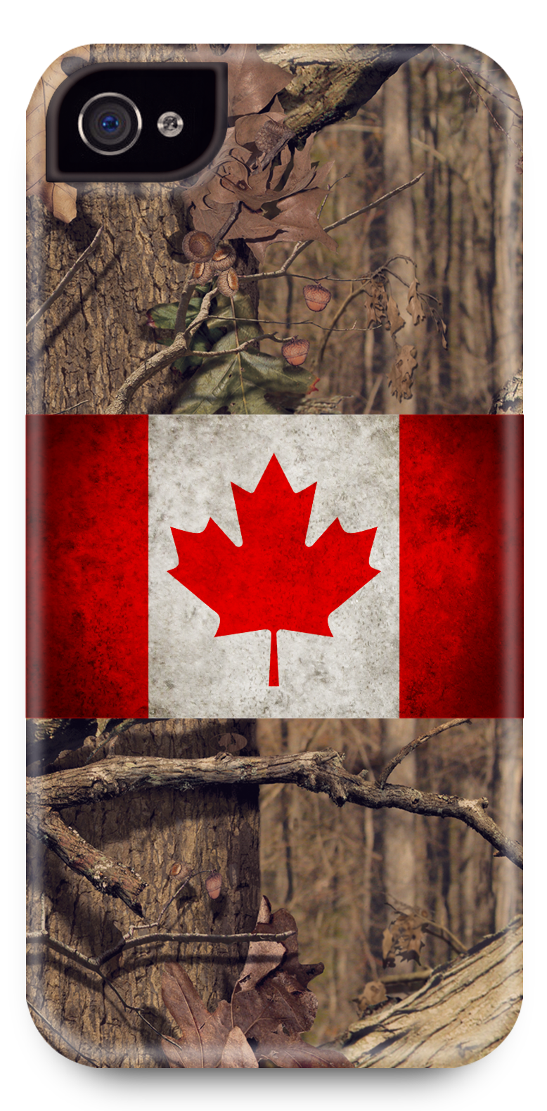 Canadian Pride Vintage Color
