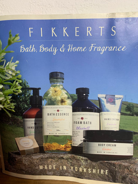 Bluebell lotion by Fikkerts (300ml)