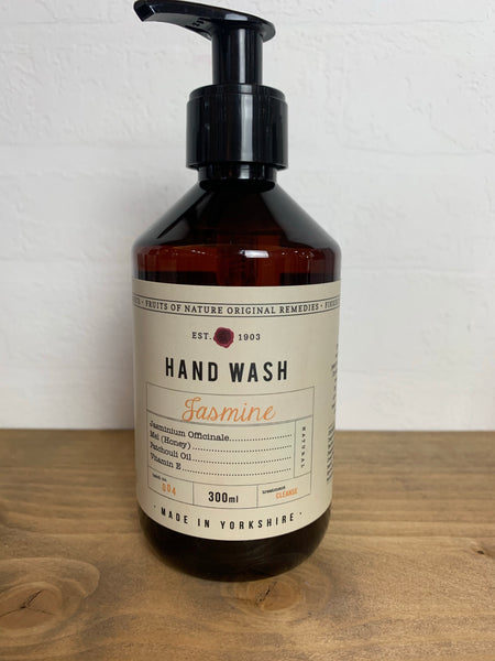 Jasmin hand wash by Fikkerts (300ml)