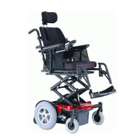 EV Rider Heartway Vision Power Chair with Rehab Elevating Seat P13