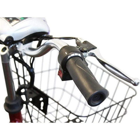 EWheels EW-29 Electric Tricycle for Adults Hand Brake And Throttle