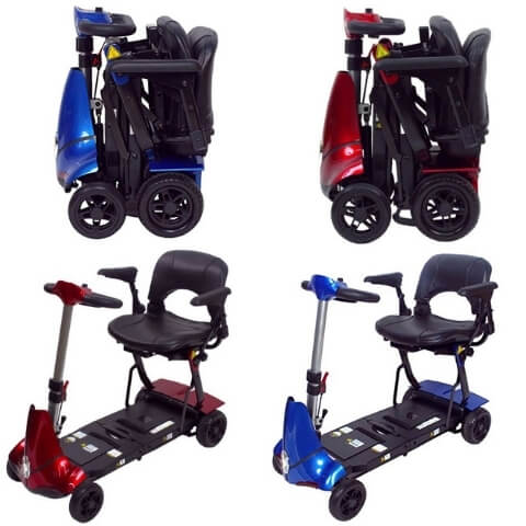 Enhance Mobility MOBIE PLUS 4-Wheel Scooter S2043