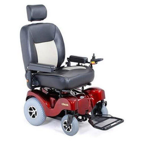 Merits Health Atlantis Heavy Duty Power Chair P710 In Red