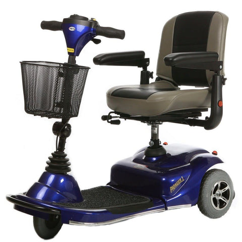 Merits Health Pioneer 1 S235 3-Wheel Mobility Scooter