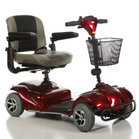 Merits Health Pioneer 2 S245 4-Wheel Mobility Scooter Right Side View