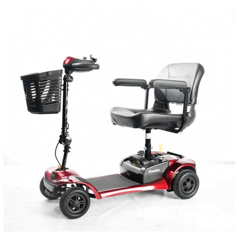 Merits Health Roadster Mini S740 4-Wheel Mobility Scooter