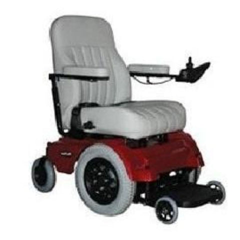 PaceSaver Scout RF-P4 Bariatric Power Chair 82491 In Red